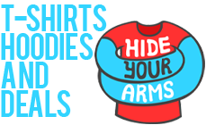 Hide Your Arms